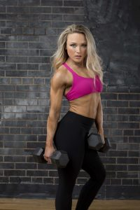 EP 16 – Muscle Building For Women 40+ With Ange Hauck Shawna K podcast